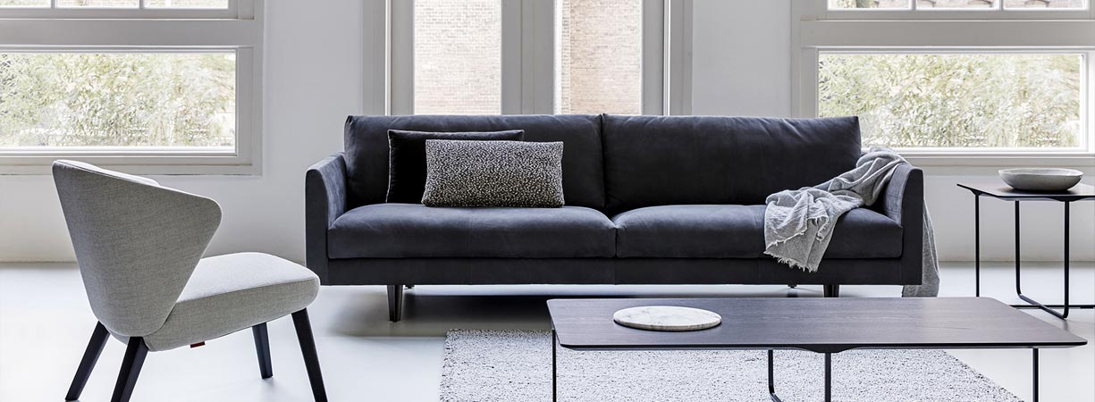 MONTIS Axel stylische Design-Sofa Kollektion